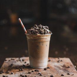 recept za ledenu kavu ili Frape